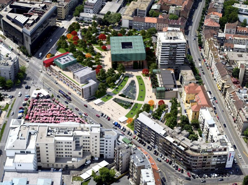 The regeneration project of the quarter in Zagreb